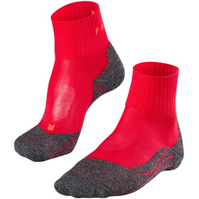 Falke TK2 Cool Kurze Trekkingsocken Damen rose